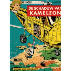 Rik Ringers 04 De schaduw van de Kameleon herdruk Helmond