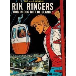 Rik Ringers 08 Oog in oog met de slang herdruk Helmond