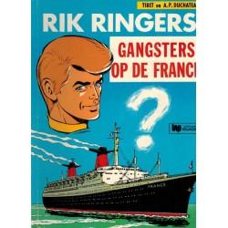 Rik Ringers 06 Gangsters op De France herdruk Helmond