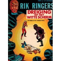 Rik Ringers 07 Dreiging op het witte scherm herdruk Helmond
