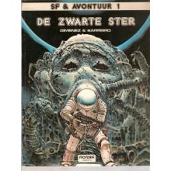 Gimenez Zwarte ster 1e druk 1982