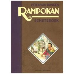 Rampokan schetsboek 1e druk 2005