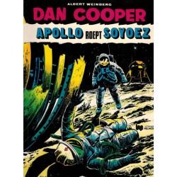 Dan Cooper 20 Apollo roept Soyoez herdruk Helmond