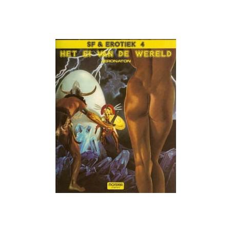 Jeronaton Ei van de wereld SF & Erotiek 4 1e druk 1983