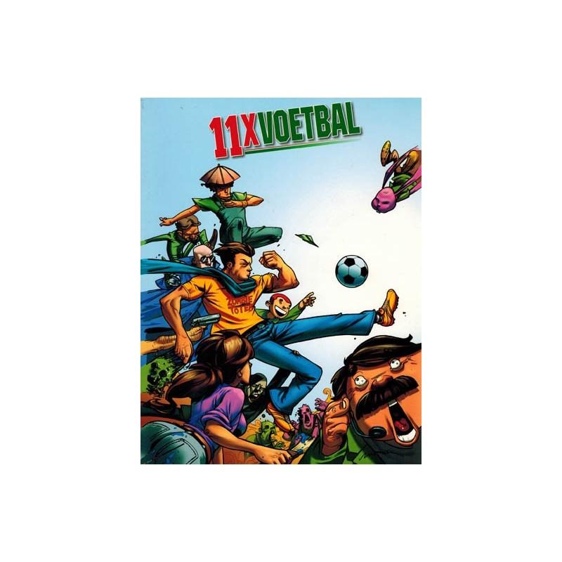 11x Voetbal 1e druk 2006