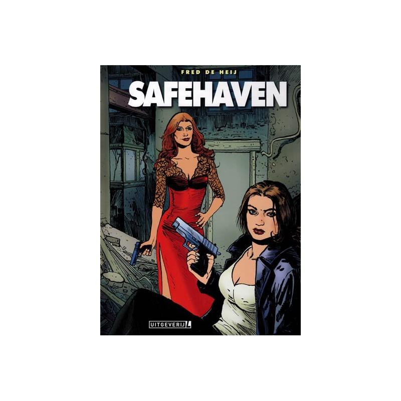 De Heij strips HC Safehaven