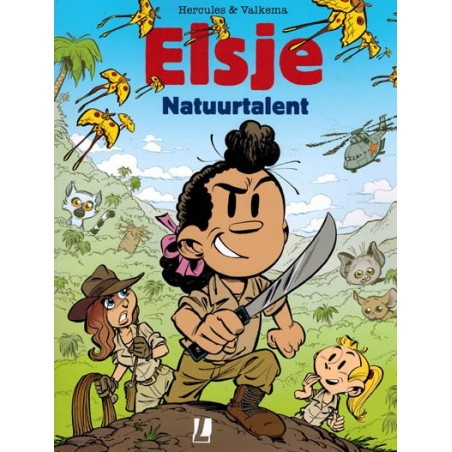 Elsje  album HC  07 Natuurtalent