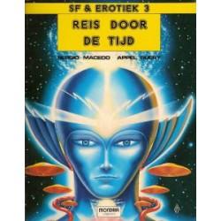 Macedo Reis door de tijd SF & Erotiek 3 1e druk 1982