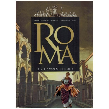 Roma 04 Vlees van mij bloed