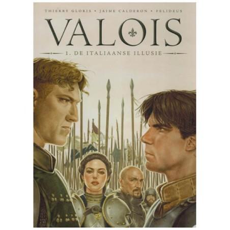 Valois 01 De Italiaanse illusie