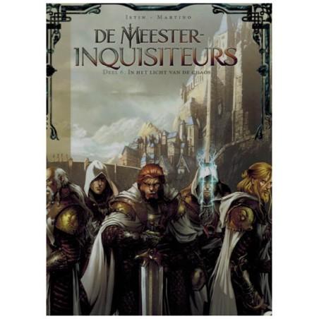 Meester inquisiteurs HC 06 In het licht van de chaos