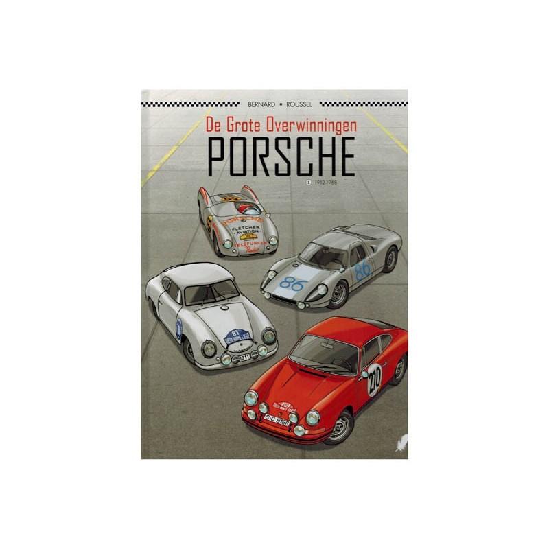Porsche De grote overwinningen 1952-1968 (Plankgas 12)