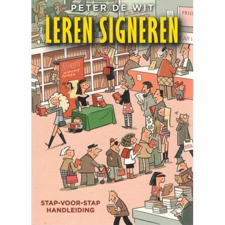Leren signeren Stap-voor-stap handleiding