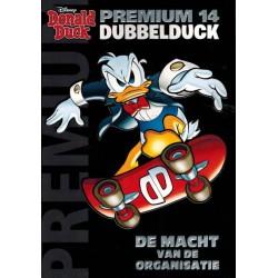 Donald Duck  Premium pocket 14 Dubbelduck De macht van de organisatie