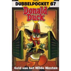 Donald Duck  Dubbel pocket 67 Held van het Wilde Westen