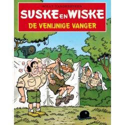 Suske & Wiske  kortverhalen 01 De venijnige vanger