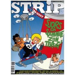 Strip glossy 12 Sjors & Sjimmie zijn terug! Met oa. Meimoorden, Fflint, Saul & Tom Poes