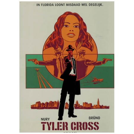 Tyler Cross 03 HC Miami