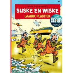 Suske & Wiske  347 Lambik plastiek (naar Willy Vandersteen)