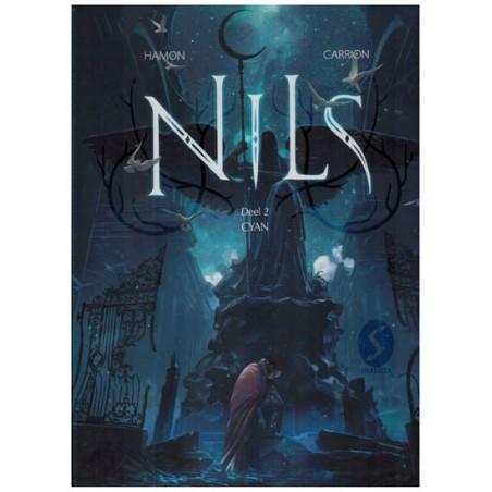 Nils HC 02 Cyan