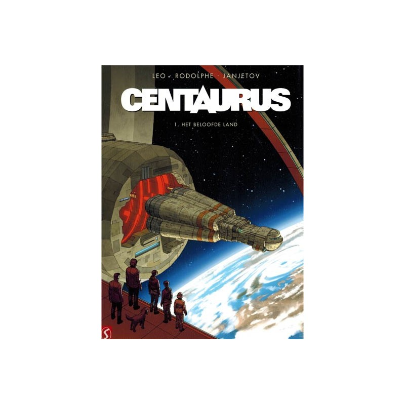 Centaurus set deel 1 t/m 5