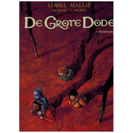Grote dode 08 HC