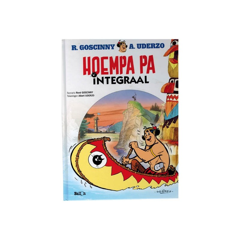 Hoempa Pa  Integraal HC