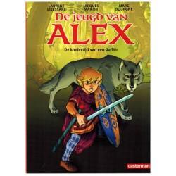Alex   jonge jaren 01 (naar Jacques Martin)