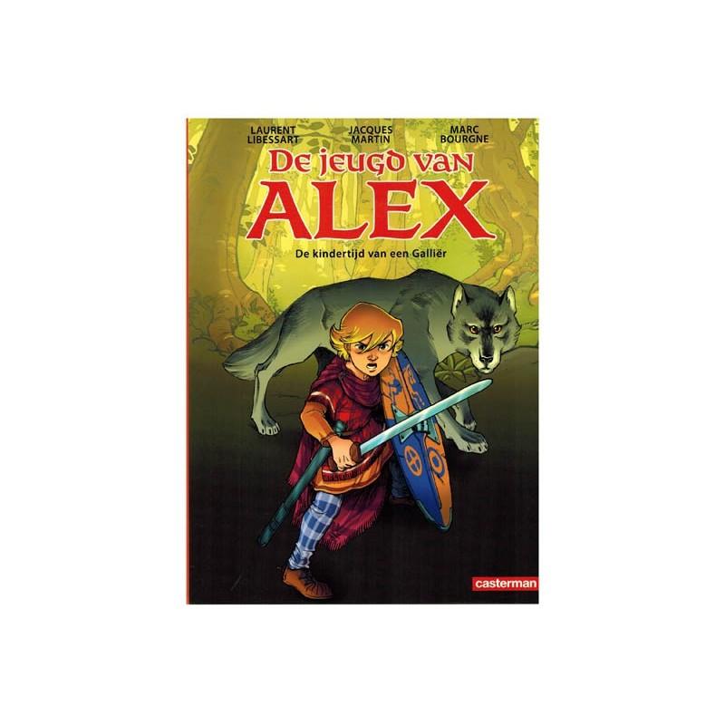 Alex   jonge jaren 01 De kindertijd van een Gallier (naar Jacques Martin)