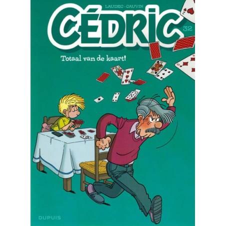 Cedric  32 Totaal van de kaart!