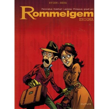Rommelgem HC 01 Enigma (Robbedoes) 1e druk 2019