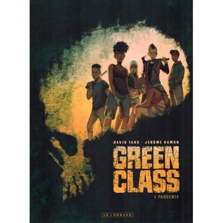 Green class 01 Pandemie