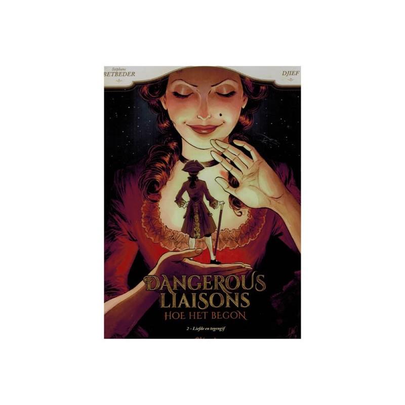 Dangerous liaisons HC 02 Liefde en tegengif