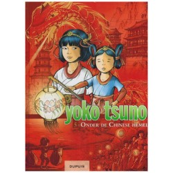 Yoko Tsuno   integraal 05 HC Onder de Chinese hemel