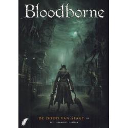 Bloodborne 01 De dood van slaap