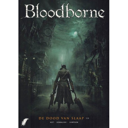Bloodborne 01 De dood van slaap deel 1