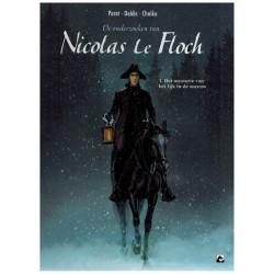 Nicolas le Floch HC 01 Het mysterie van het lijk in de sneeuw