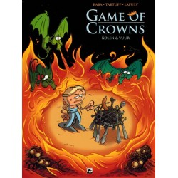 Game of crowns 02 Kolen & vuur
