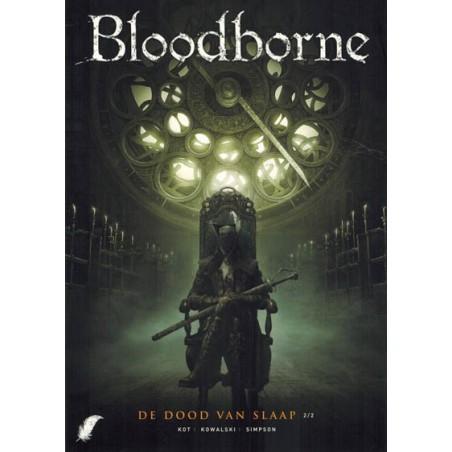 Bloodborne 02 De dood van slaap deel 2