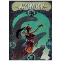 Azimut HC 04 Zwarte wolken, witte sluiers