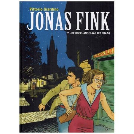 Jonas Fink integraal HC 02 De boekhandelaar uit Praag