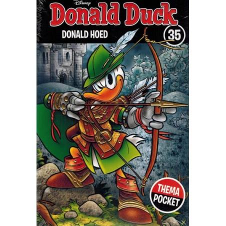 Donald Duck  Dubbel pocket Extra 35 Donald Hoed