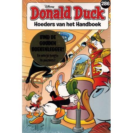 Donald Duck  pocket 286 Hoeders van het handboek