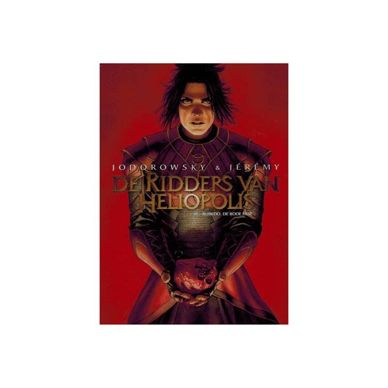 Ridders van Heliopolis HC 03 Rubedo, de rode fase