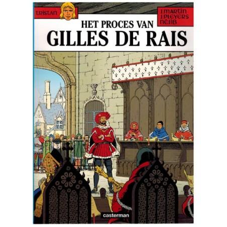 Tristan  17 Gilles de Rais (naar Jacques Martin)