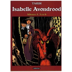 Isabelle Avondrood integraal HC 01 Albums 4, 5 & 6