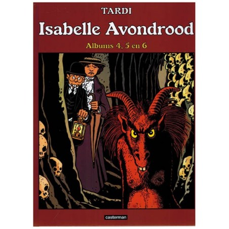 Isabelle Avondrood   integraal HC 02 Albums 4, 5 & 6