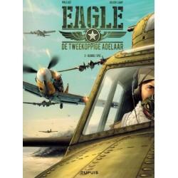 Tweekoppige adelaar Eagle 02 Dubbel spel