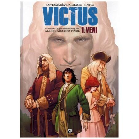 Victus HC set deel 1 & 2 (naar Albert Sanchez Pinol)