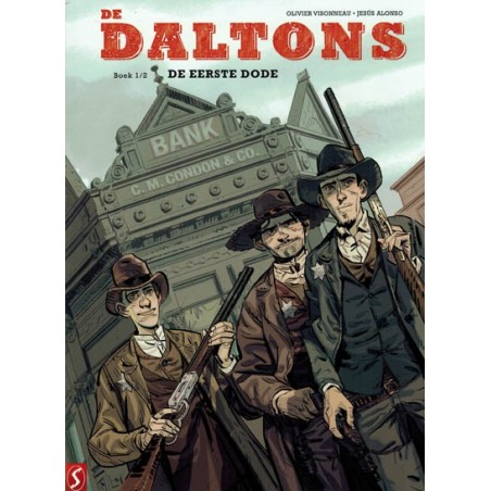 Daltons  01 De eerste dode